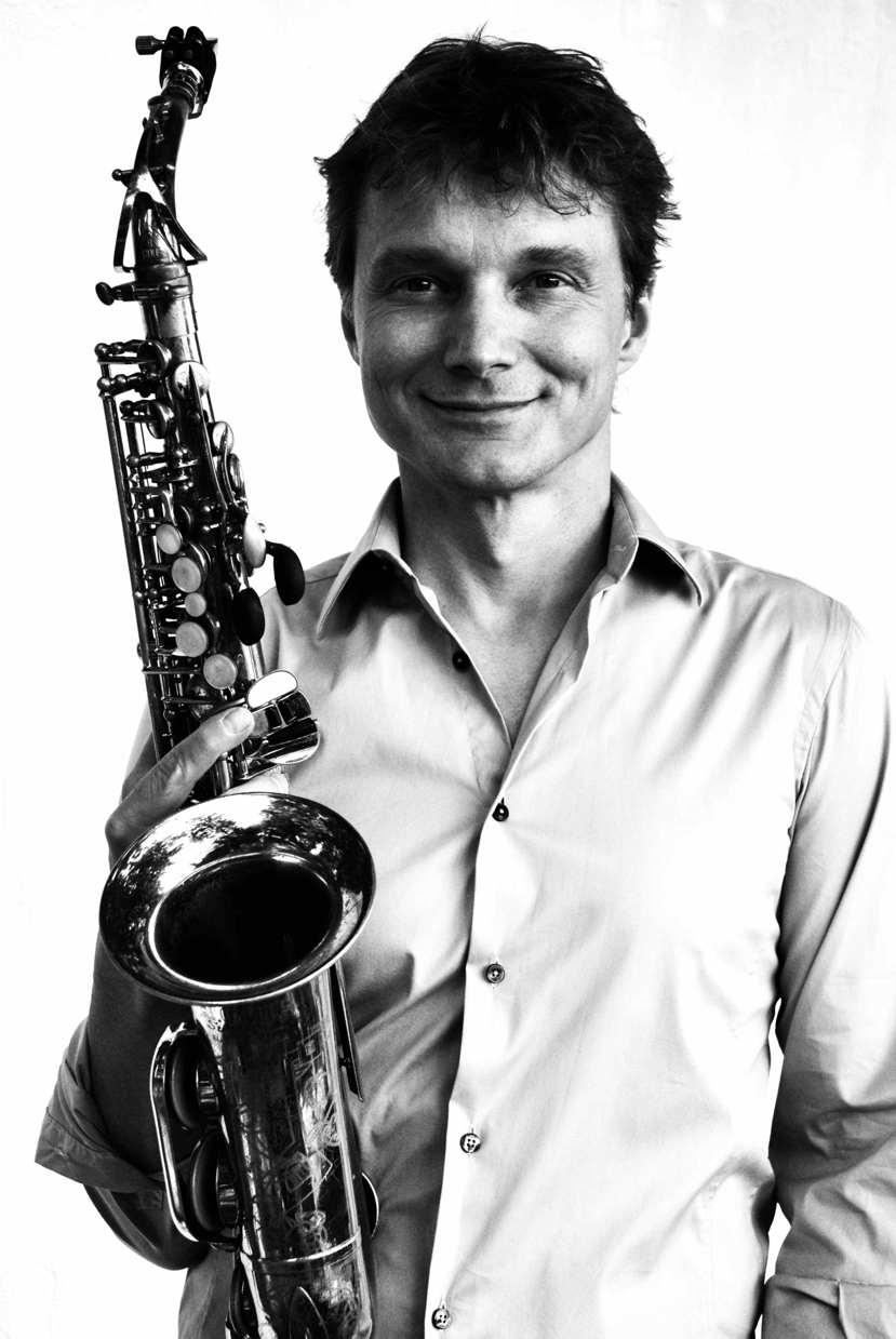 Mat Clasen Saxophon